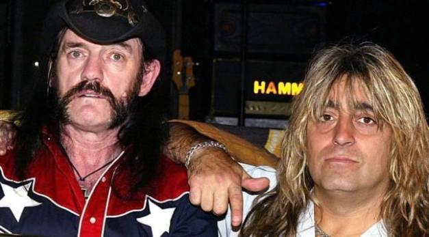 Mikkey Dee Lemmy