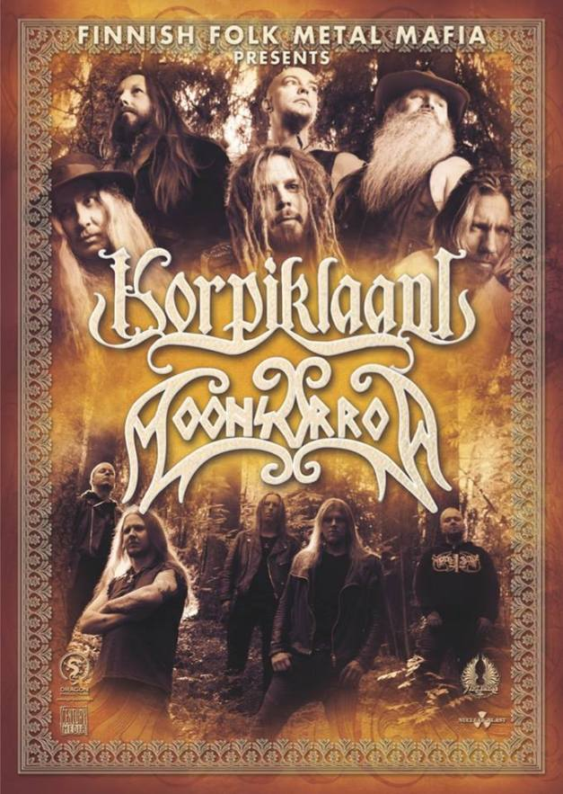 Moonsorrow-Korpiklaani