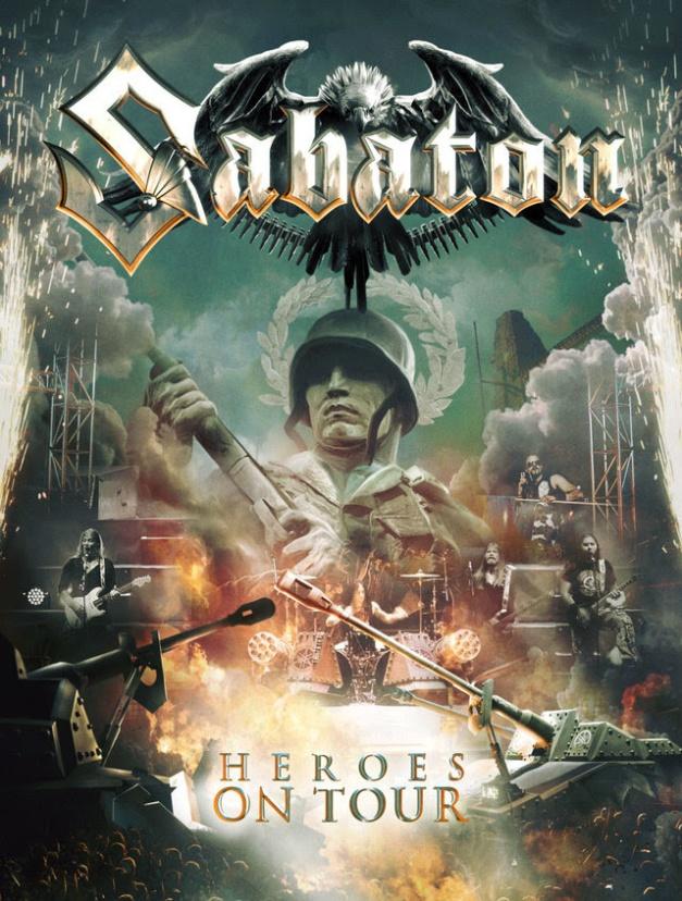 Sabaton On Tour