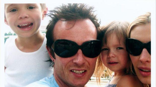 Scott Weiland Family