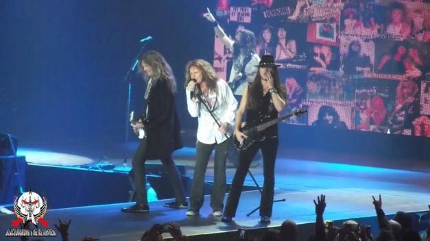 Whitesnake, Sheffield Arena, December 2015
