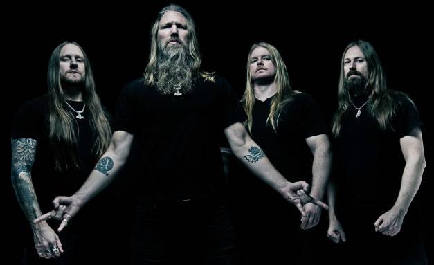Amon Amarth Band 2016