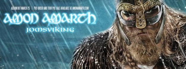Amon Amarth Jomsviking