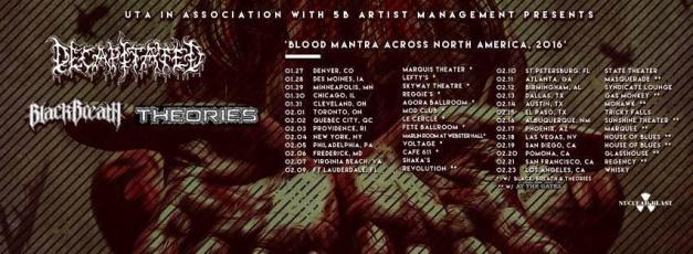 Decapitated-tour