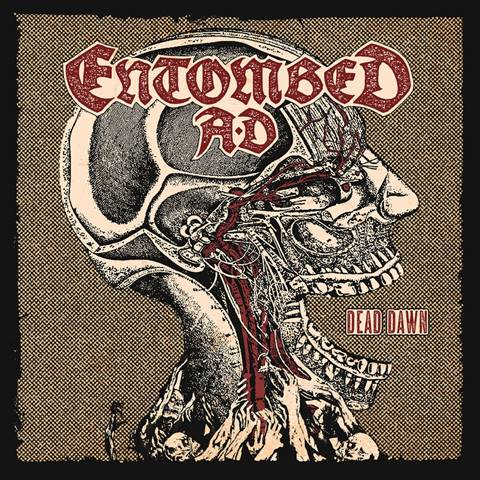 Entombed AD Cover Art