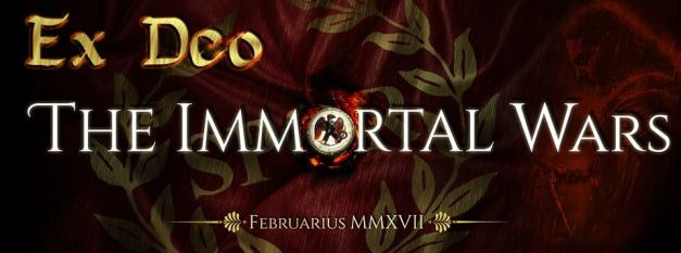 Ex Deo The Immortal Wars