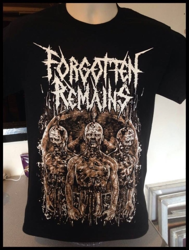 Forgotten Remains TShirt