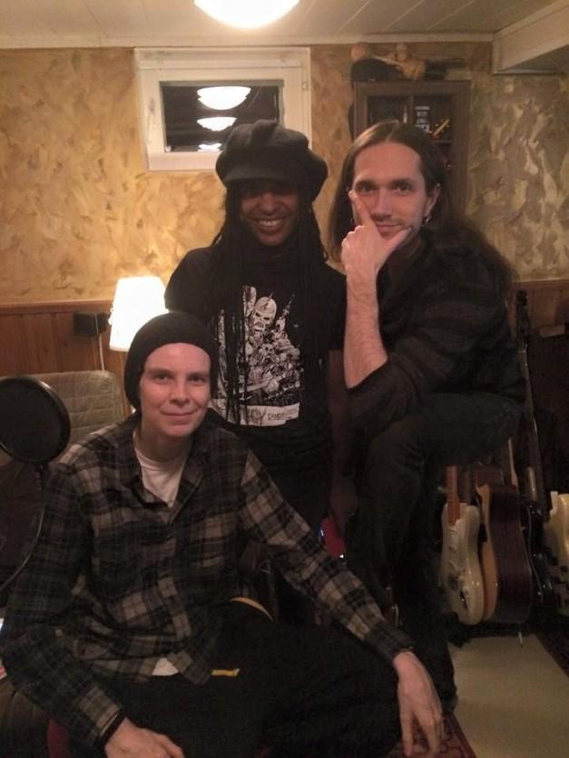 Joe Severance, Ari Koivunen and Ben Varon