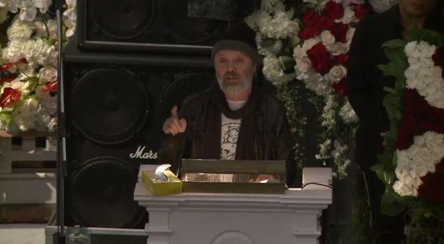 Lars Ulrich Lemmy Memorial