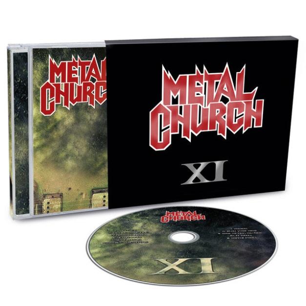 Metal Church Cover Art