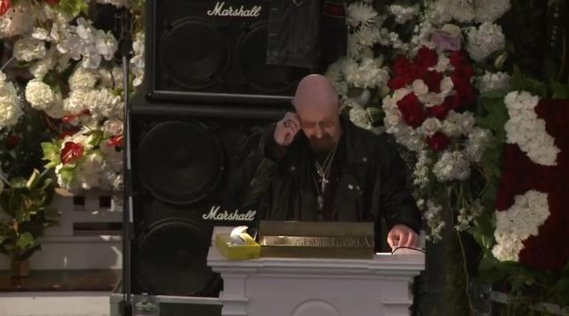 Rob Halford Lemmy Memorial