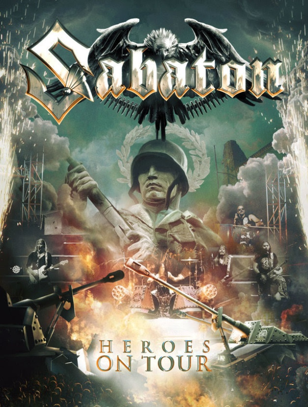 Sabaton Heroes On Tour