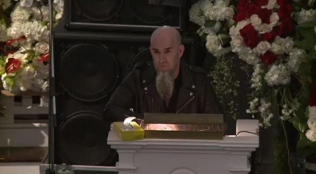 Scott Ian Lemmy Memorial