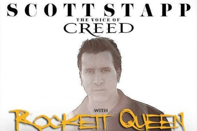 Scott Stapp Rockett Queen