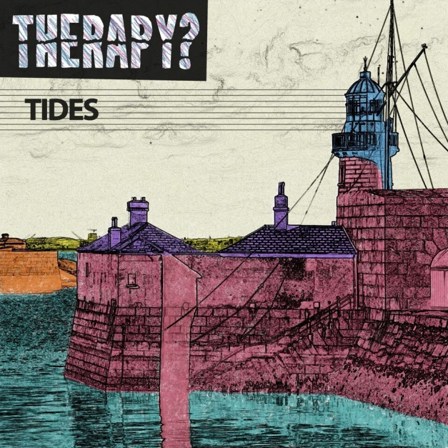 Therapy Tides Cover Art