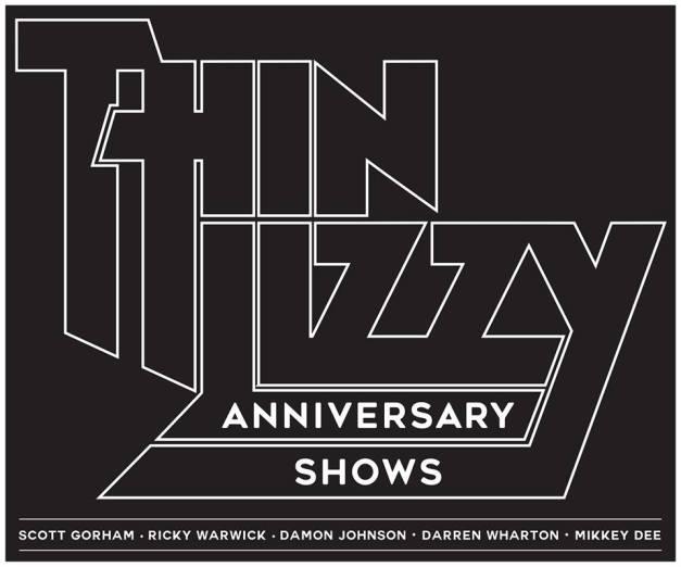 Thin Lizzy Anniversary 2016
