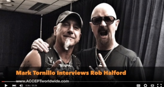 Mark Tornillo Rob Halford