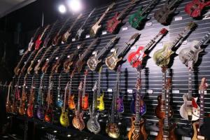 NAMM 2016 Guitars