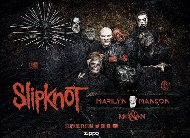 Slipknot-MarilynManson
