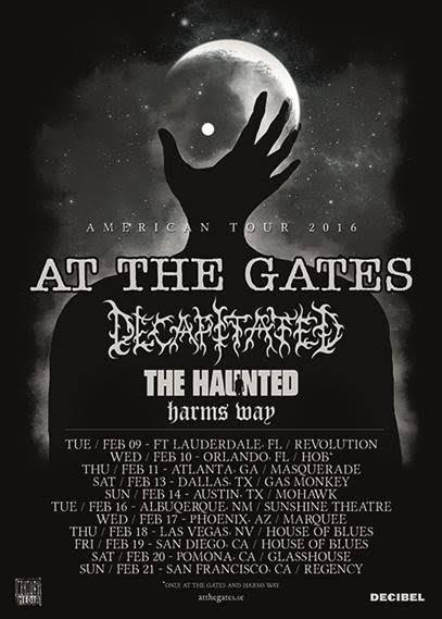 The Haunted American Tour 2016