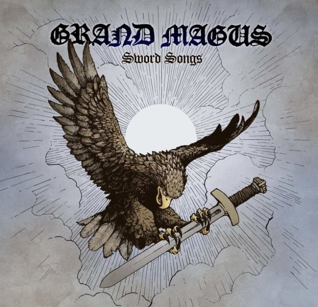 Grand Magus Sword Songs Cover