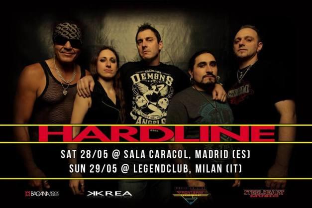 Hardline-flyer