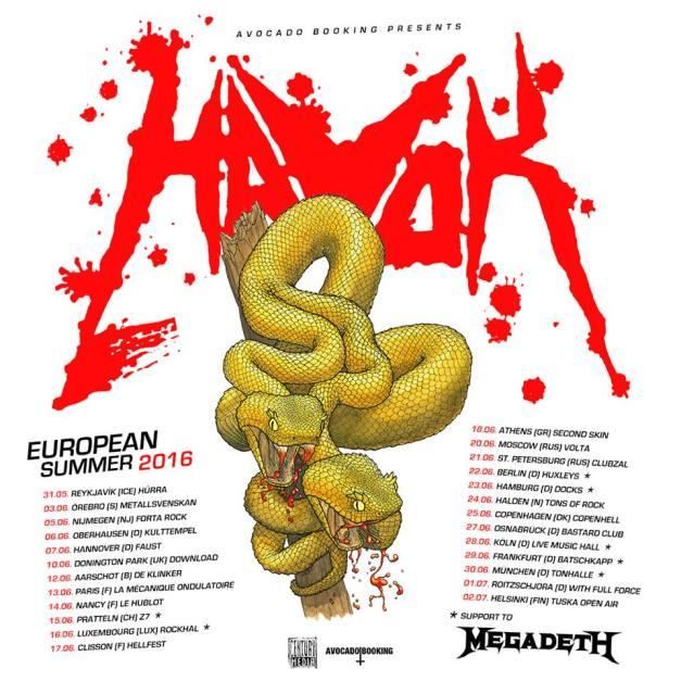 Havok-Megadeth-flyer