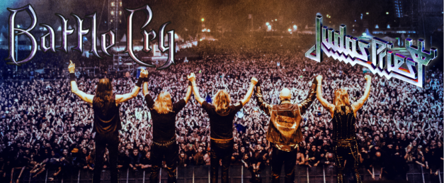 Judas Priest Battle Cry Cover Photo