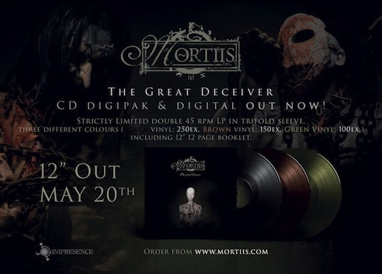 Mortiis The Great Deceiver
