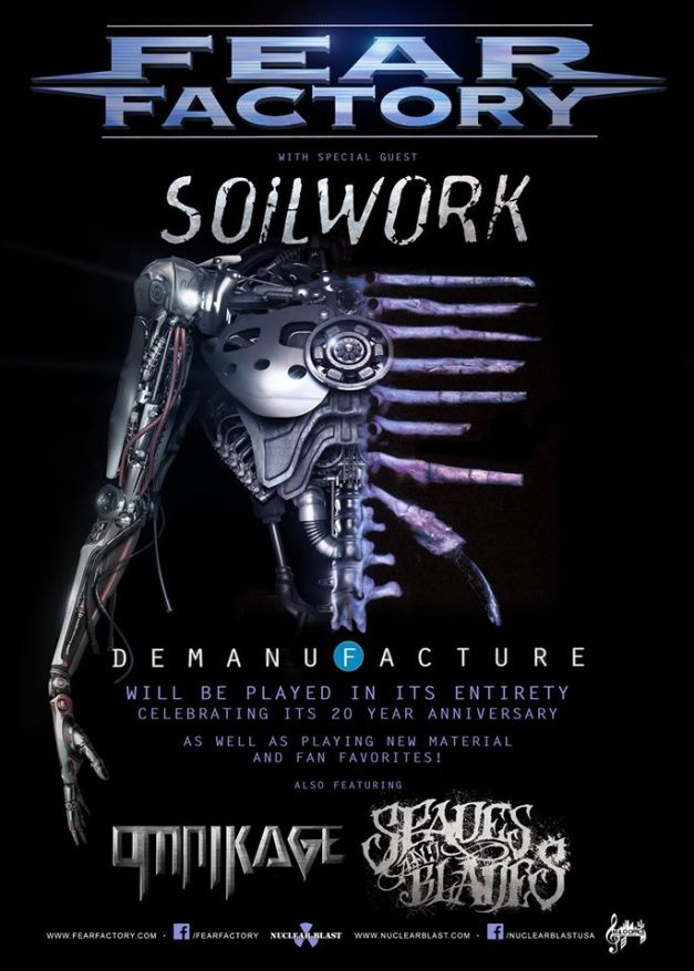 Omnikage-FearFactory-Soilwork-flyer