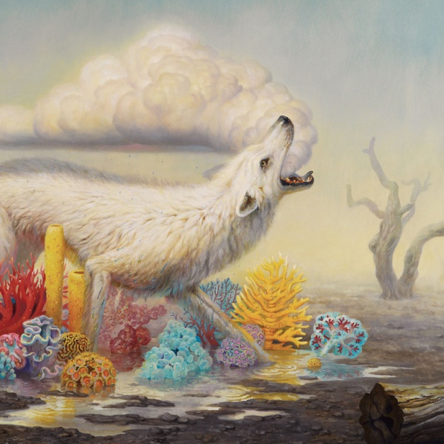 Rival Sons Hollow Bones Cover Art