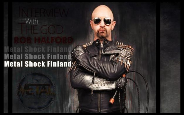 Rob Halford MSF Poster