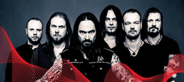 Amorphis Helsinki