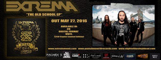 Extrema-TheOldschool-EP