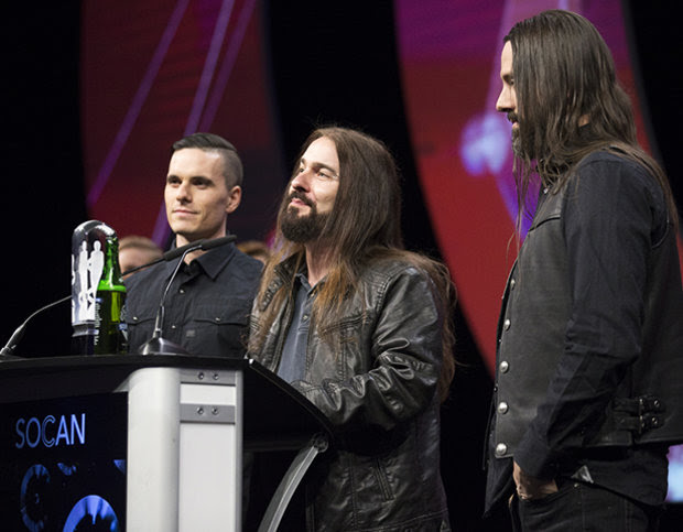 Kataklysm Juno Awards