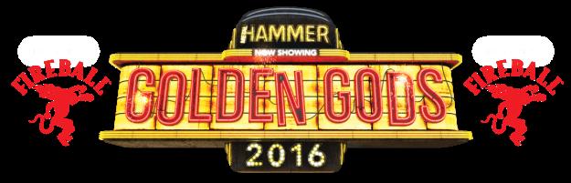Metal Hammer Golden Gods 2016 Logo