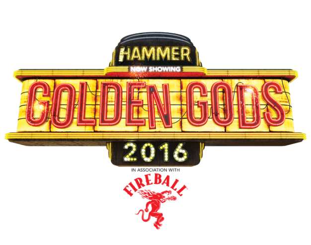 Metal Hammer Golden Gods 2016