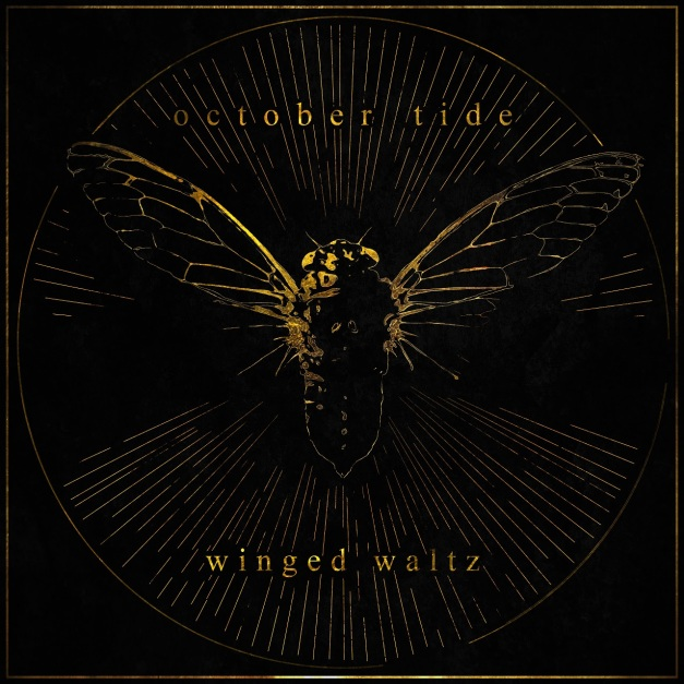 October Tide Winged Waltz Cover Art