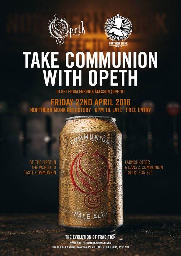 Opeth-beer