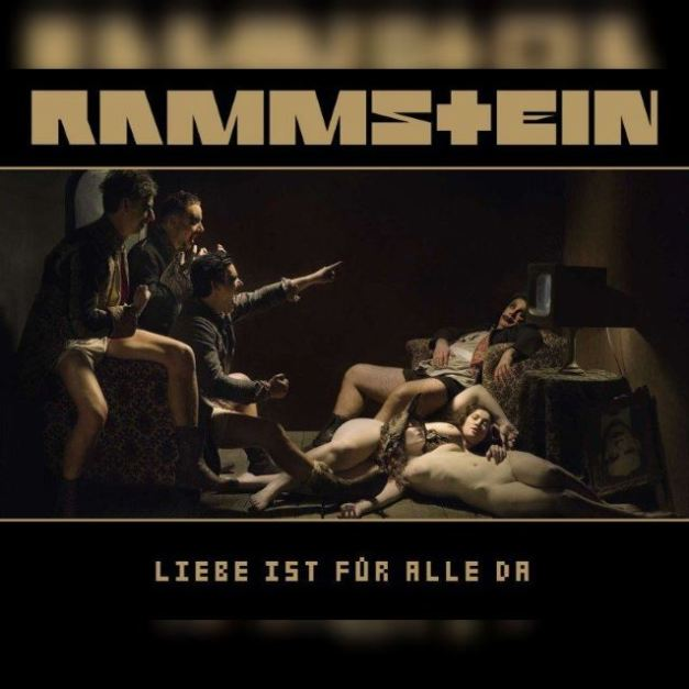 Rammstein-cover