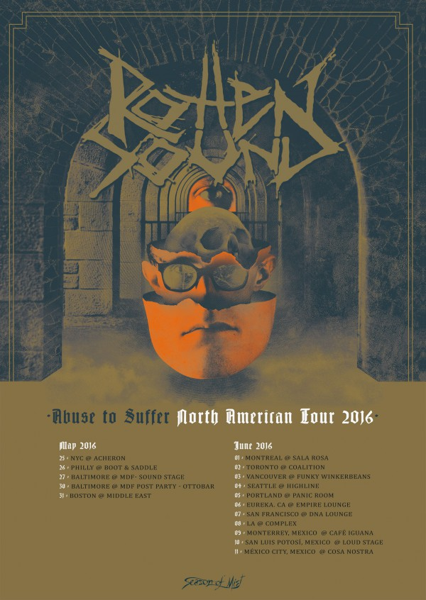 RottenSound-USA-tour