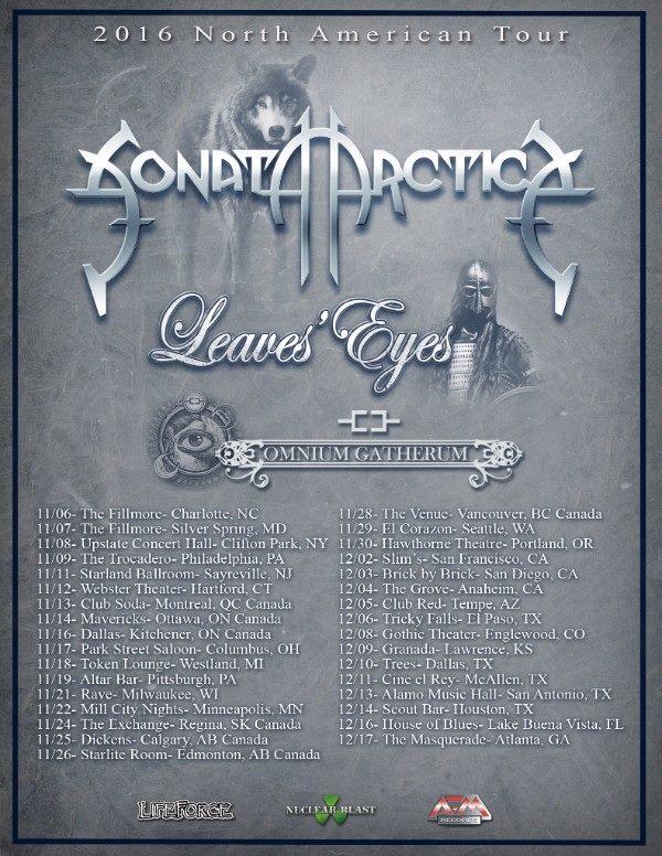 Sonata-Arctica-tour