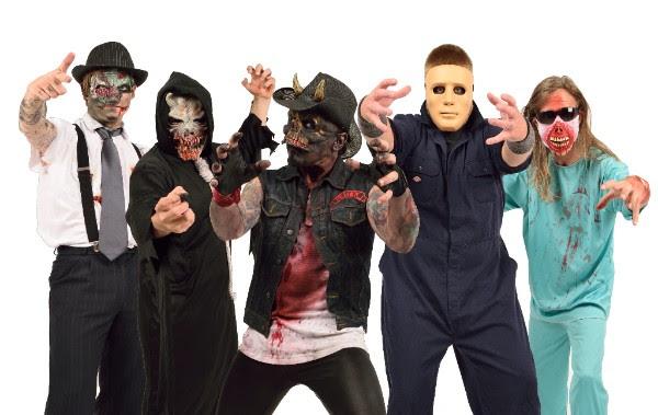 Demons Of Old Metal Band