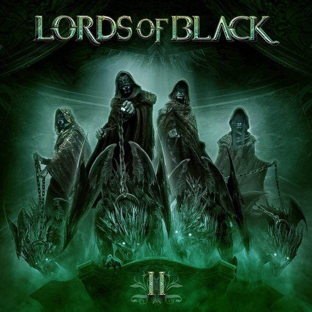 Lords Of Black II Cover Art