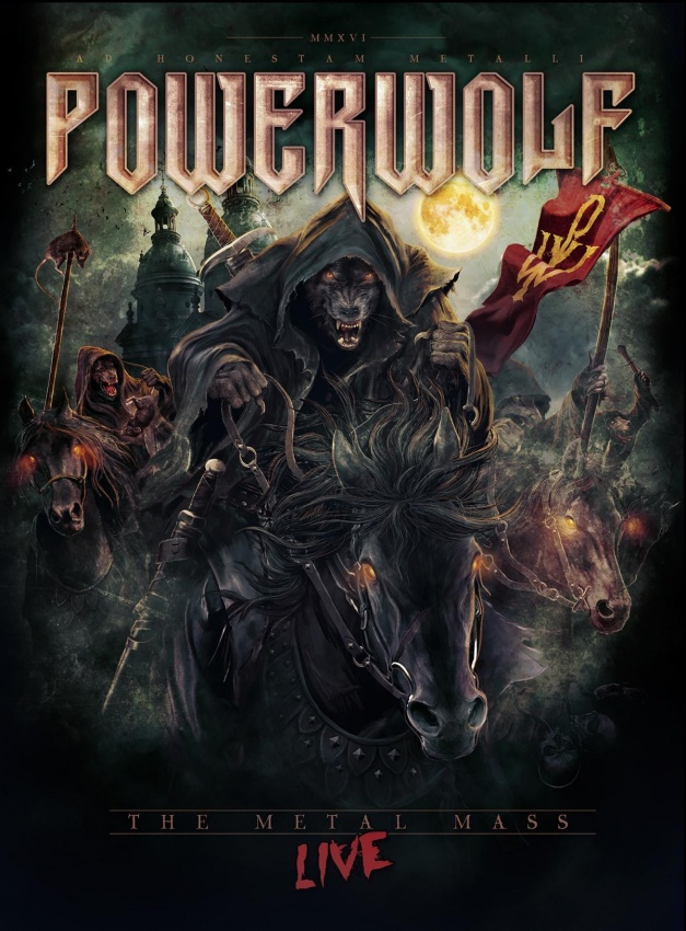 Powerwolf The Metal Mass