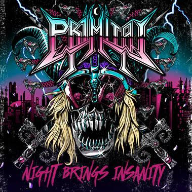 Primitai Night Brings Insanity Cover