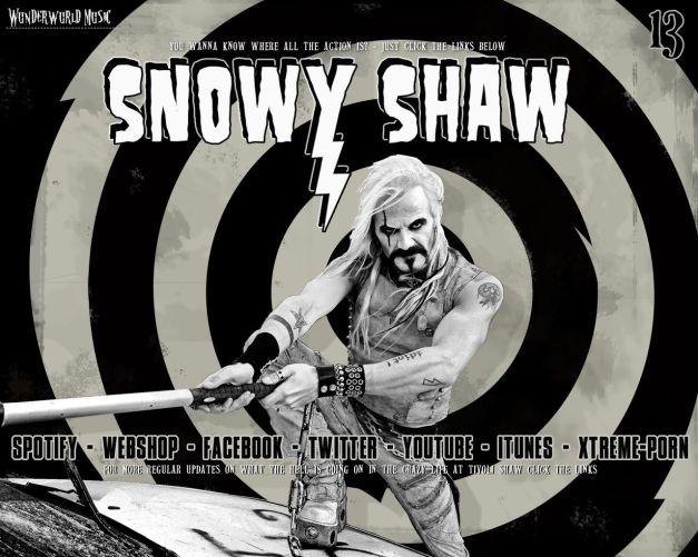 Snowy Shaw Info Pic