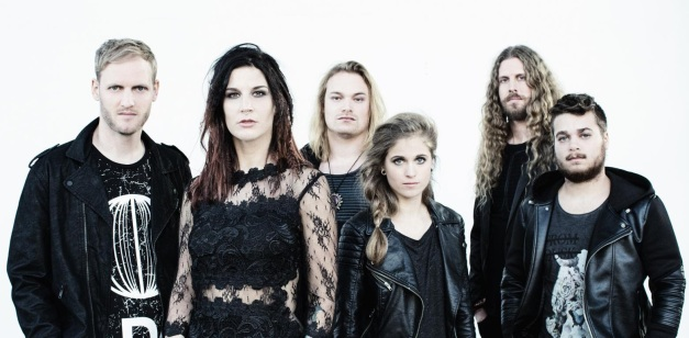 Delain Band 2016
