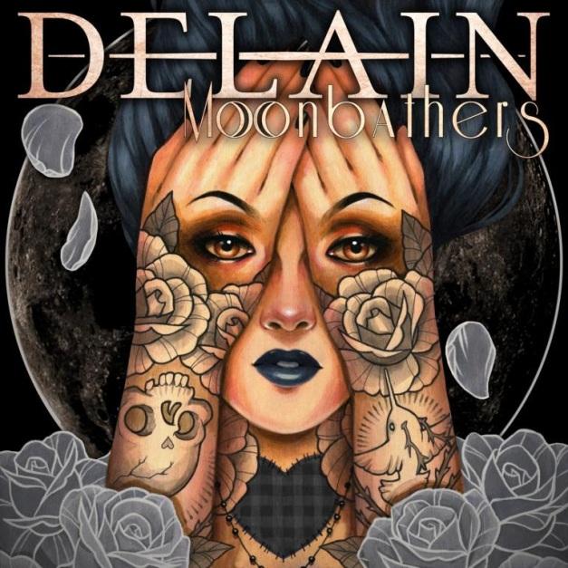 Delain Moonbathers Album Art