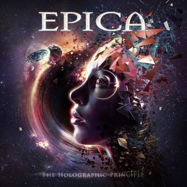 Epica The Holographic Principle Cover Art